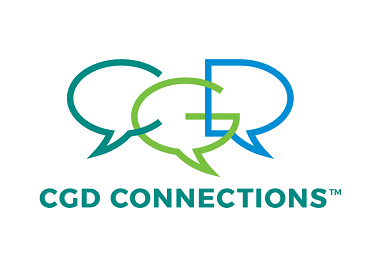 CGD Connections<sup>™</sup>logo